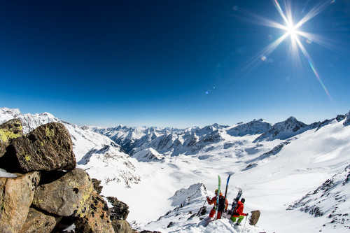 Der Berg ist unser - Stubaier Gletscher