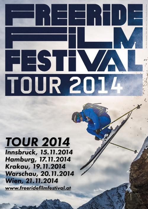 Freeride Filmfestival 2014
