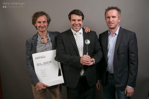 Programat gewinnt SILBER beim Austrian Eventaward