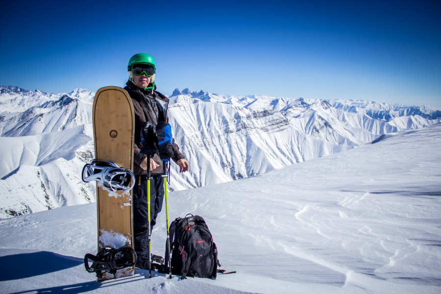 The Freeride Experience Georgien Gudauri by Travel Delight