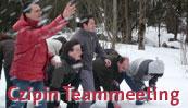 Czipin Company Teammeeting • Goldegg  • 2009