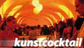 Kunstcocktail Barcatering Wien