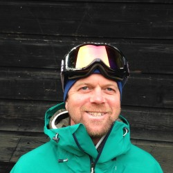 The Freeride Experience Guide Tom Mayr aus Saalfelden