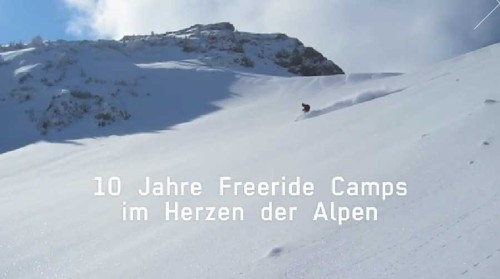 10 Jahre The Freeride Experience