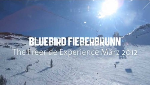 The Freeride Experience | Fieberbrunn 2012