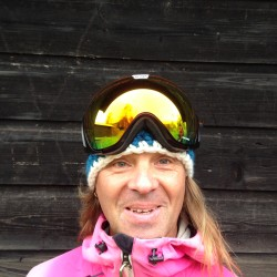The Freeride Experience Guide Bengt Lundberg aus Maishofen