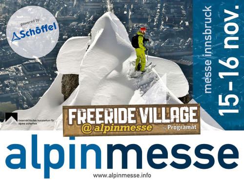 The Freeride Experience goes Alpinmesse Innsbruck