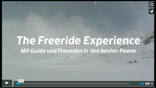 The Freeride Experience Video 2016 online