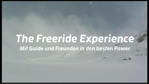 The Freeride Experience Video 2016