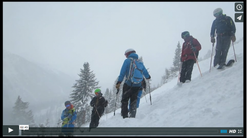 Video von The Freeride Experience am Arlberg online