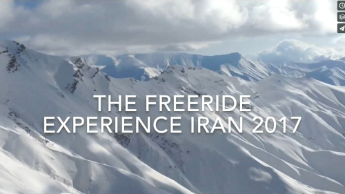The Freeride Experience Iran 2017