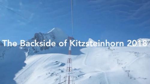 Freeride Kitzsteinhorn Backside 2018