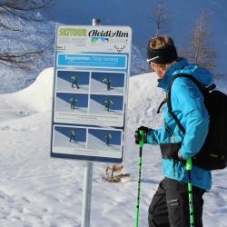 Skitouren Lehrpfad Heidialm Kärnten by ProgramatIMG_1265