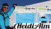 Skitourenlehrpfad Heidialm Kärnten