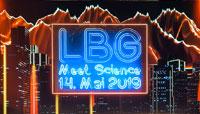 LBG/Lichttapete LBG Meet Science 2019: Digitalisierung, Visualisierung, Vermittlung.
